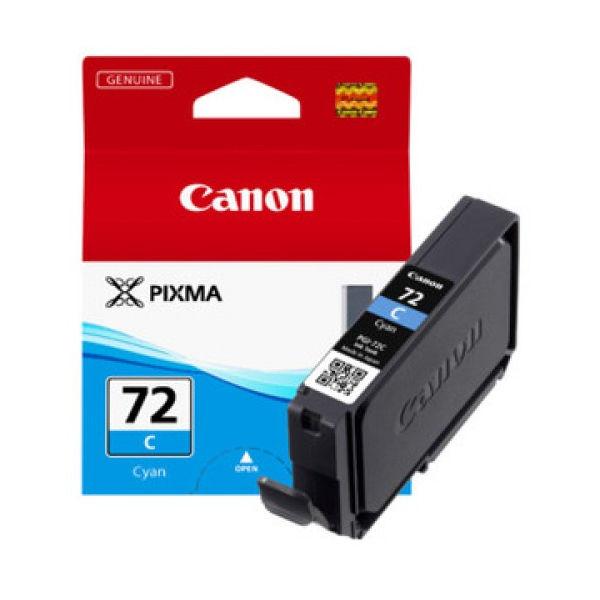Canon PGI-72C Cyan Ink Cartridge - 6404B001