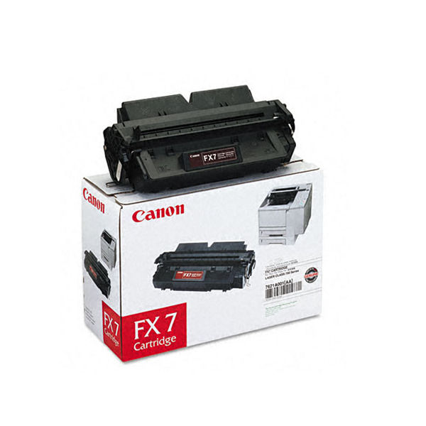 Canon FX7 Black Toner Cartridge 7621A002