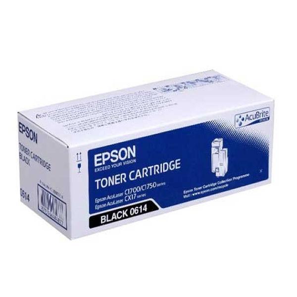 Epson S050672 Black Toner Cartridge C13S050672 / S050672