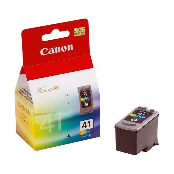 Canon CL-41 Colour Ink Cartridge - 0617B001