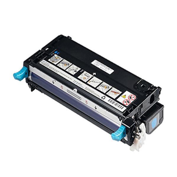 Dell 3130Cn Cyan Toner Cartridge - High Capacity 593-10290