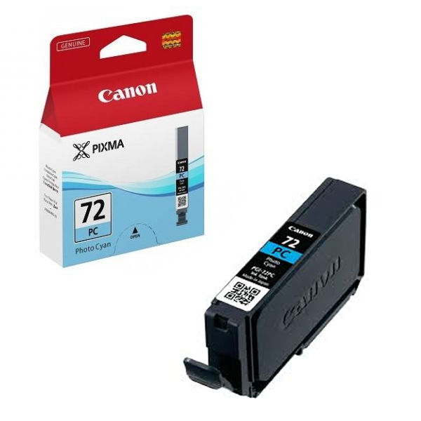 Canon PGI-72PC Photo Cyan Ink Cartridge - 6407B001