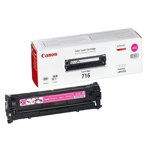 Canon 716 Magenta Laser Toner Cartridge - 1978B002AA
