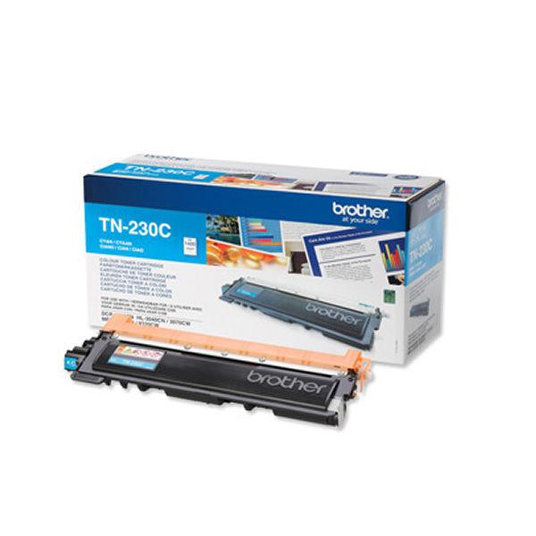 Brother TN-325C Cyan Toner Cartridge - High Capacity TN325C