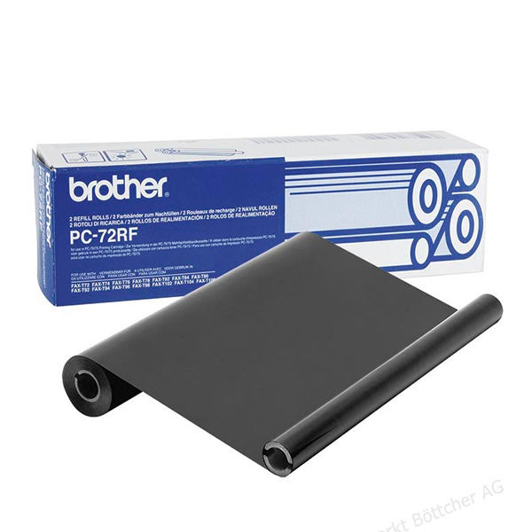 Brother PC72RF TTR Refills Rolls - PC72RF