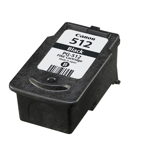 Canon PG-512 Black Inkjet Cartridge 2969B001