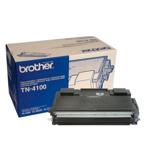 Brother HL-6050 Black Laser Toner Cartridge TN4100