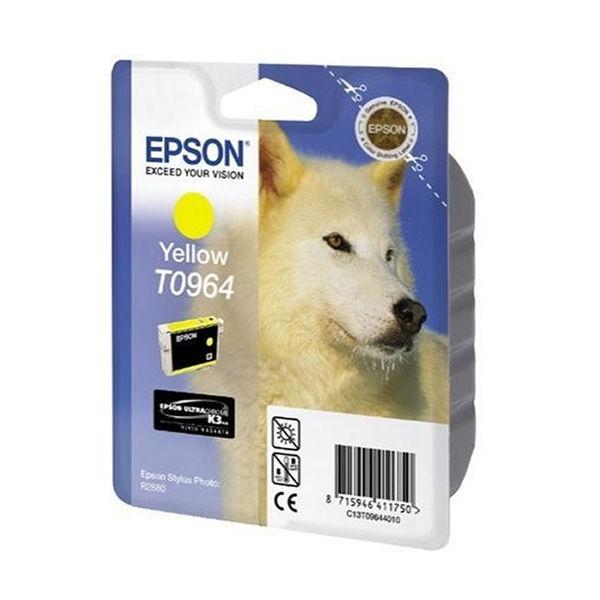 Epson T0964 Yellow Inkjet Cartridge C13T09644010 / T0964