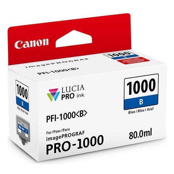 Canon PFI-1000B Blue Ink Cartridge - PFI-1000 B