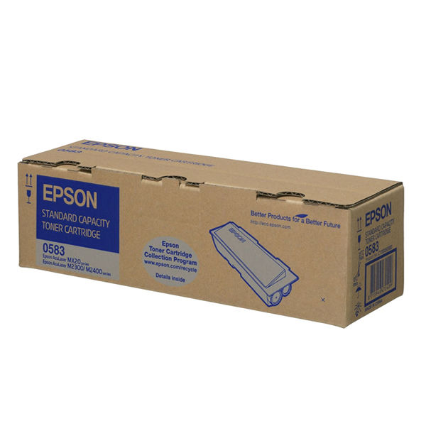 Epson ALMX20/ALM2400 Black Toner Cartridge - C13S050583