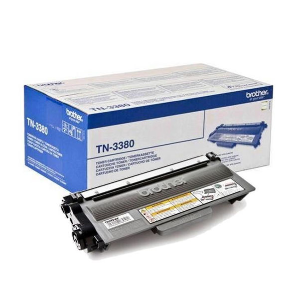Brother TN3380 High Capacity Black Toner Cartridge - TN3380