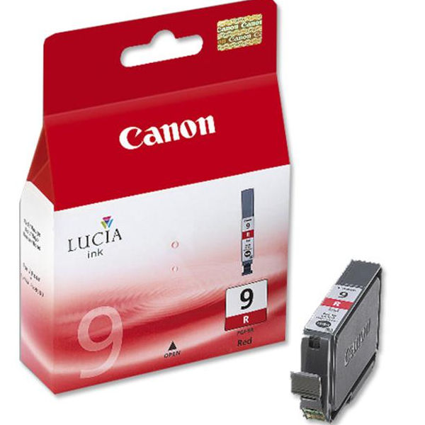 Canon PGI-9 Red Ink Cartridge - 1040B001