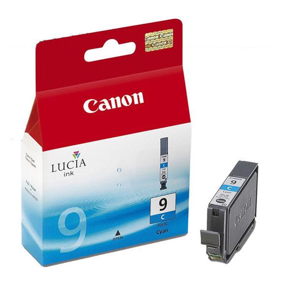 Canon PGI-9C Cyan Ink Cartridge - 1035B001