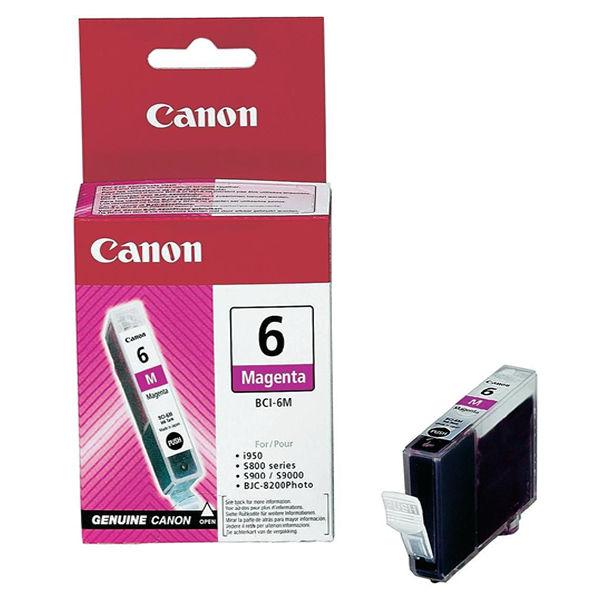 Canon BCI-6M Magenta Ink Cartridge - BCI-6M