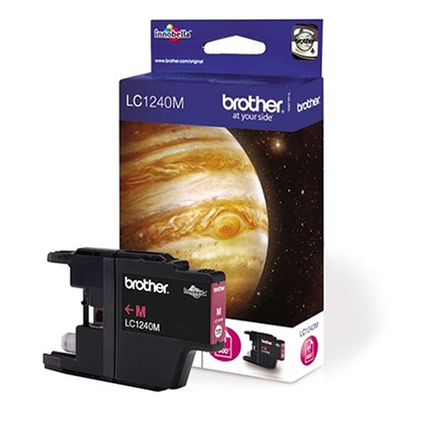 Brother LC-1240 Magenta Ink Cartridge - LC1240M