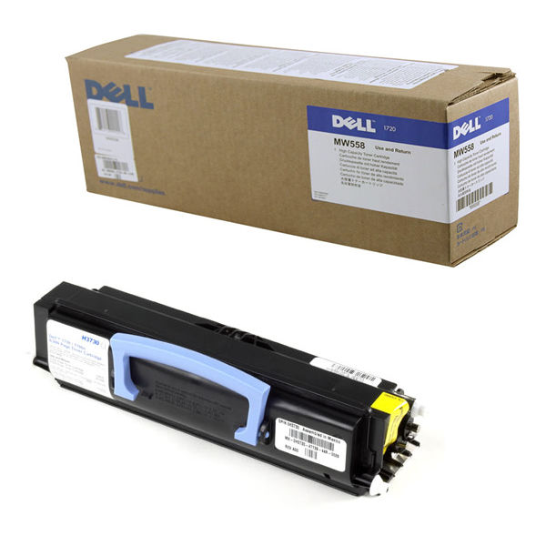Dell 1720 Toner Cartridge High Capacity Use and Return Black 593-10237