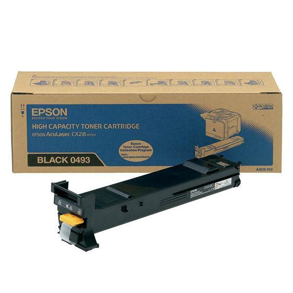 Epson CX28DN Black Toner Cartridge - High Capacity C13S050493