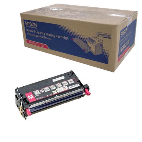 Epson C3800 Magenta Toner Cartridge - C13S051129