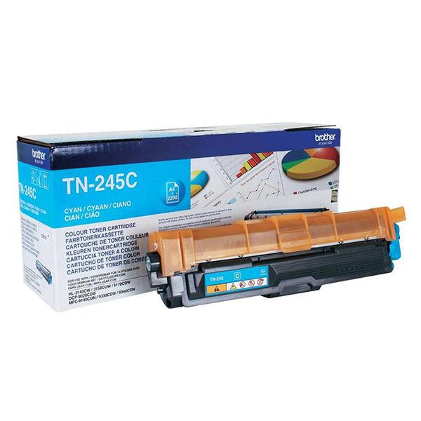 Brother TN245C High Capacity Cyan Toner Cartridge - TN245C