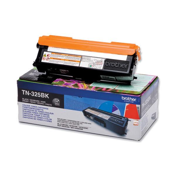 Brother TN-325BK Black Toner Cartridge - TN325BK