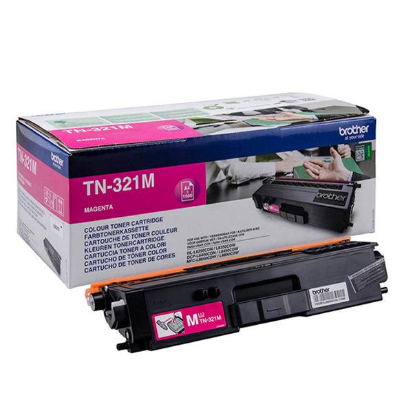 Brother TN321M Magenta Toner Cartridge - TN321M
