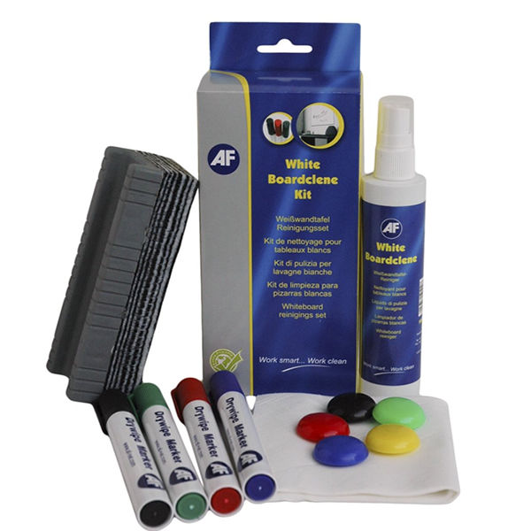 AF Whiteboard Cleaning Kit - AWBK000