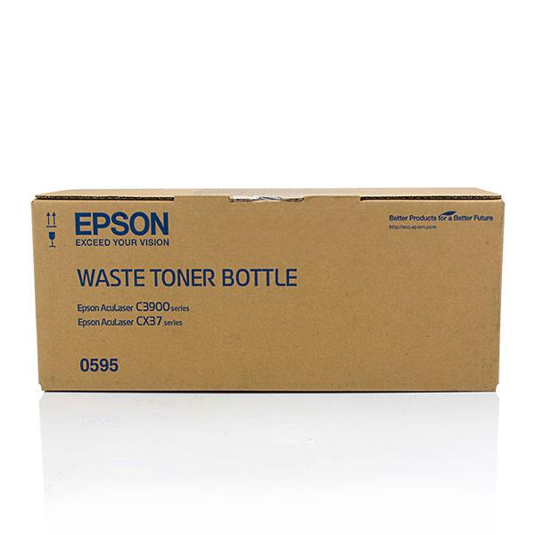 Epson Waste Toner Bottle (36,000 Monochrome, 9,000 Colour Page Capacity) C13S050595