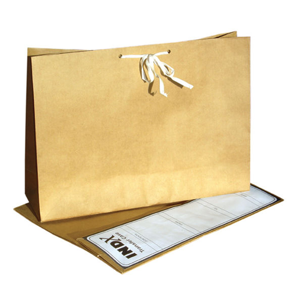 Staples Storage Bag Manilla 250 x 350 x 100mm (Pack of 50) MONICA