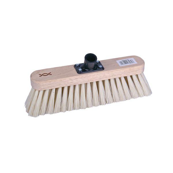 Robert Scott 11.5 Inch Soft Flat Wood Broom Head - 102977