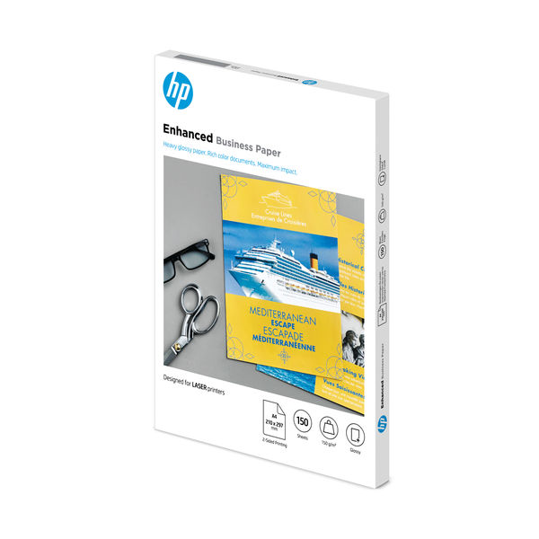 HP Professional A4 Glossy Photo Paper (150 Sheets) - CG965A