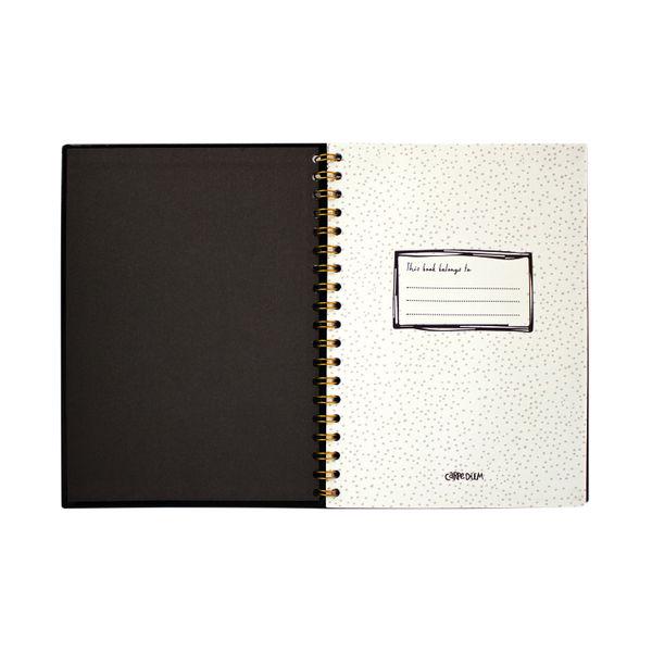 Pukka Hardcover Notebook B5 Black (Pack of 3) 9375-CD