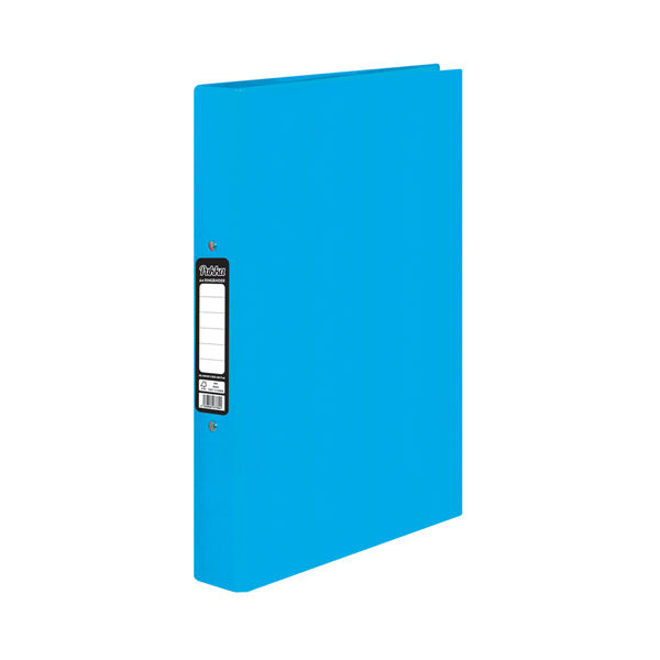 Pukka Brights Ringbinder A4 Blue (Pack of 10) BR-7769