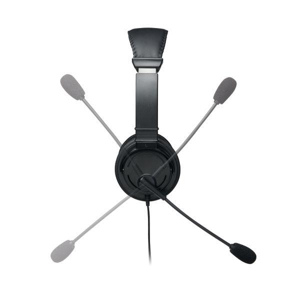 Kensington Headphones USB HiFi with Microphone Black K97601WW