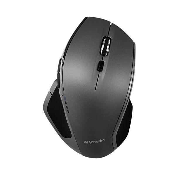 Verbatim Wireless Deluxe LED Mouse 49041