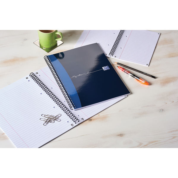 Oxford My Notes A5 Wirebound Notebook, Pack of 5 - 400020197