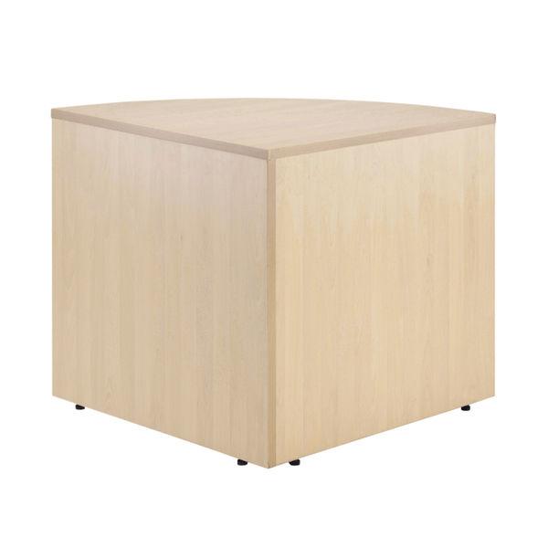 Jemini Maple Modular Corner Base Unit