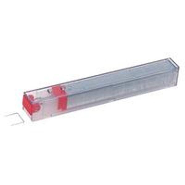 Leitz 12mm Red Stapler Cartridge, Pack of 1050 - 55940000