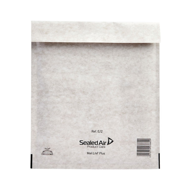 MailLite Plus Oyster 220x260mm Pk100 OEM: MLPE/2