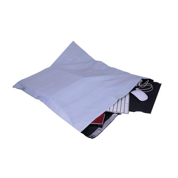 Gosecure ES Polythene Envelopes 600 x 700mm White | PB22239