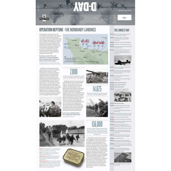 The D-Day 75th Anniversary Presentation Pack