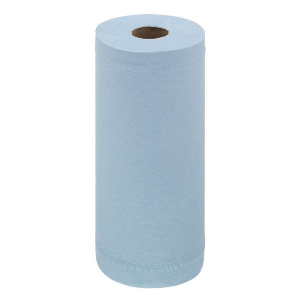 Wypall Blue L20 Extra Small Roll Wipers, Pack of 24 - 7334