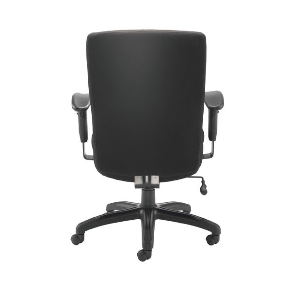 Avior Lomond Black Heavy Duty Office Chair