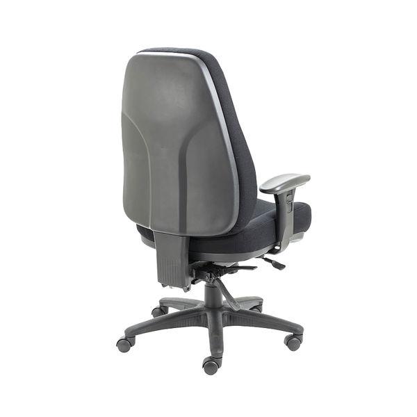 Avior Lucania Black High Back Task Office Chair