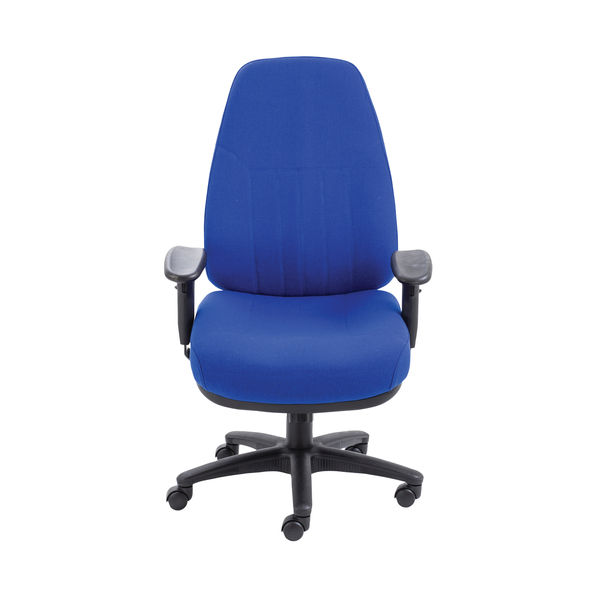 Avior Lucania Blue High Back Task Office Chair
