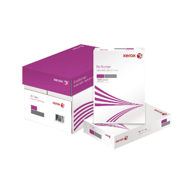 Xerox Performer White A4 Paper 80gsm, 500 Sheets - 7815854