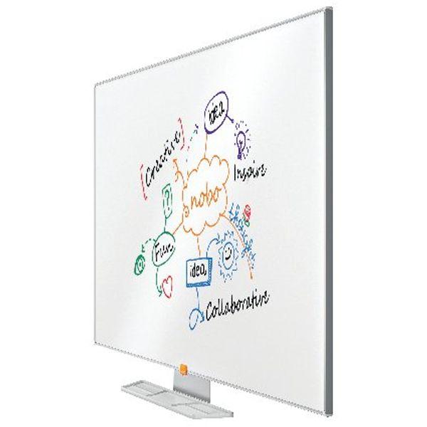 Nobo 55 Inch Widescreen Nano Clean Whiteboard - 1905298