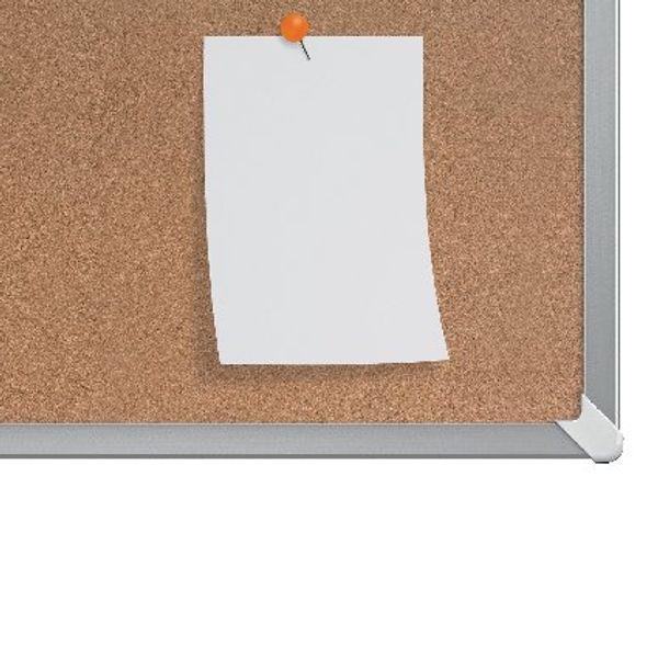 Nobo 55 Inch Widescreen Cork Noticeboard - 1905308
