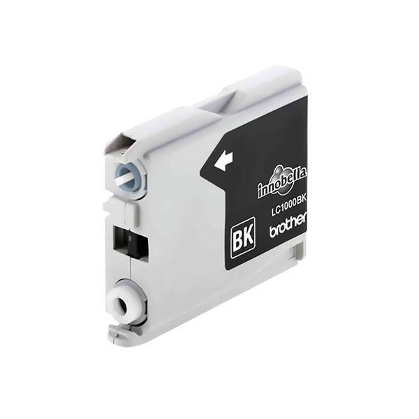 Brother LC1000BK Black Inkjet Cartridge (500 page capacity) LC-1000BK