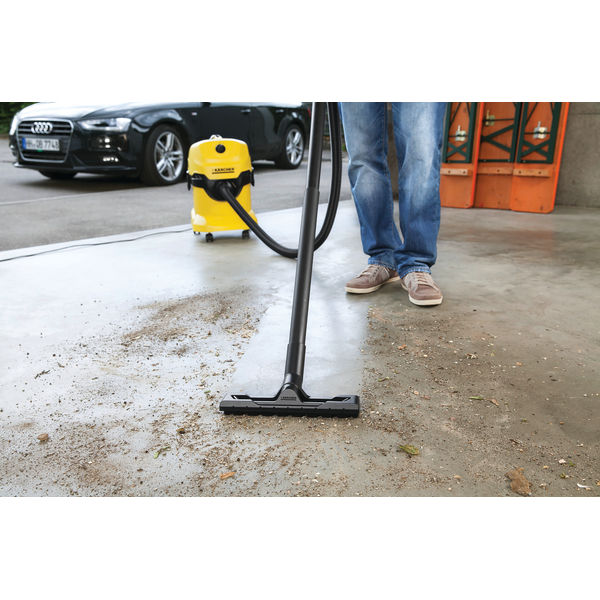 Karcher WD 4 Wet and Dry Vacuum Cleaner 1.348-119.0