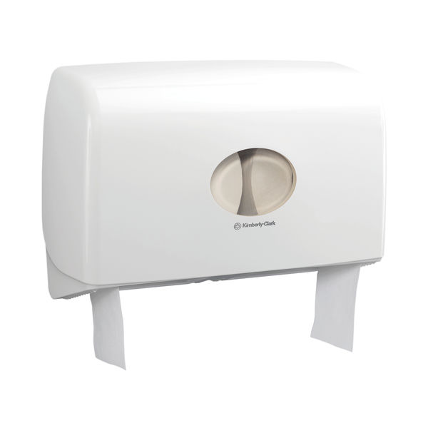 Scott Mini Jumbo Toilet Tissue Roll 200m (Pack of 12) 8614
